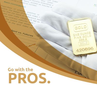 Trusted Professional Precious Metals Dealers